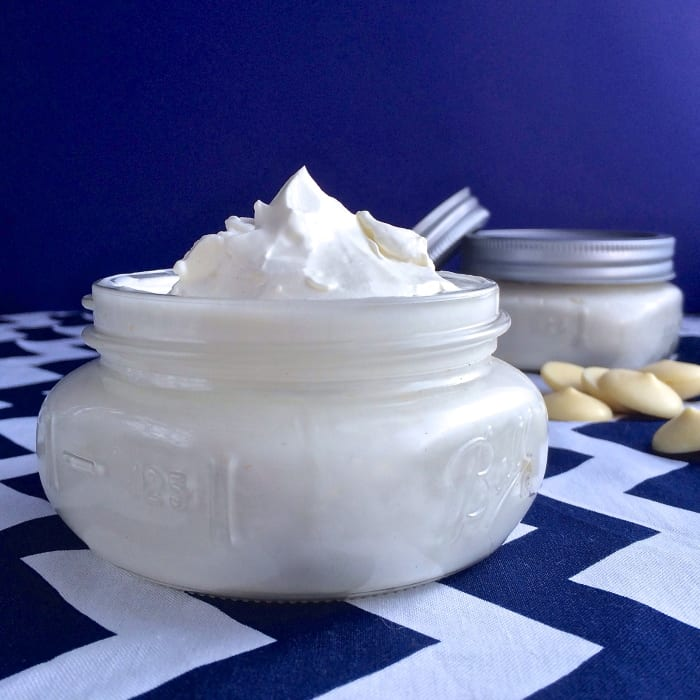 Whipped Body Butter – Diy Recipe