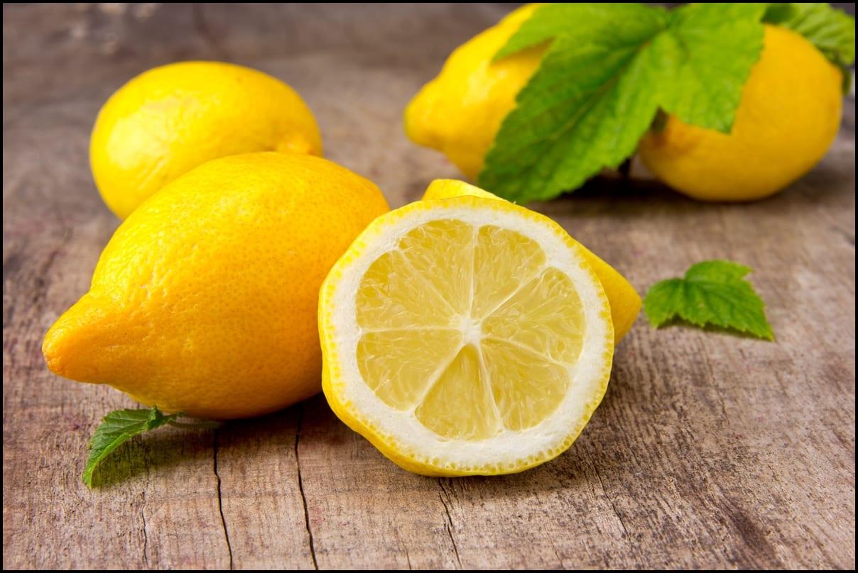 Amazing health benefits of lemon