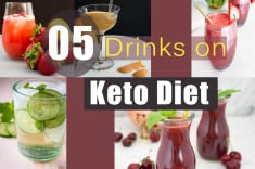 5 Drinks on Keto Diet: Love Low-Carb Smoothies
