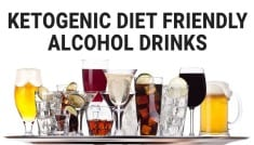 Alcohol & Ketogenic Diet: Does It Affect Ketosis?
