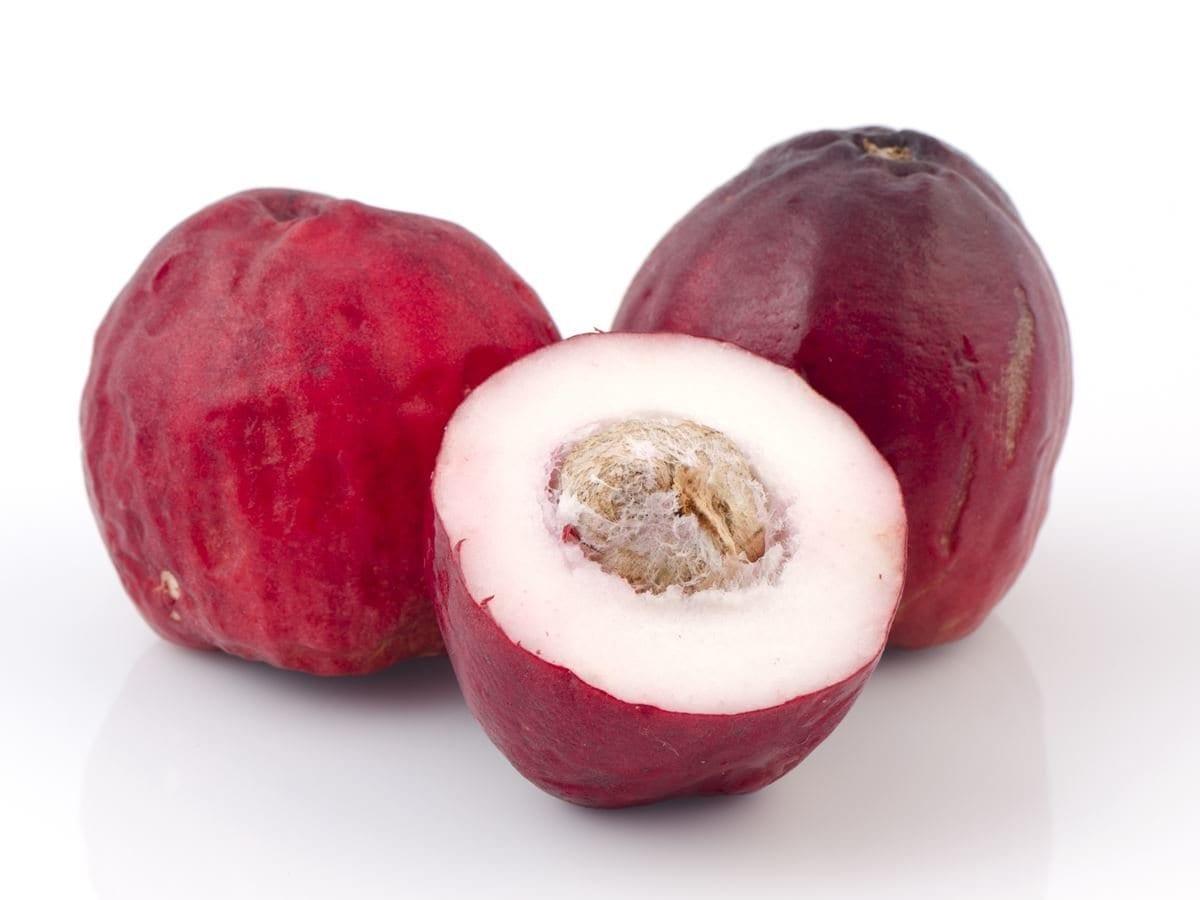 Useful properties of velvet apples