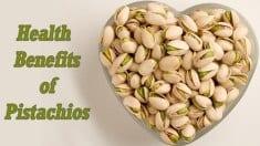 Health benefits of pistachios