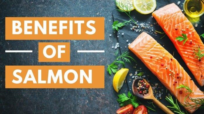 12 Health Benefits of Salmon