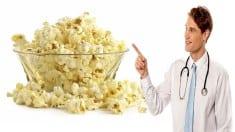 Popcorn – suprising health benefits
