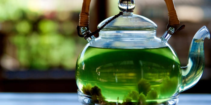 How to Lose Weight with Green Tea