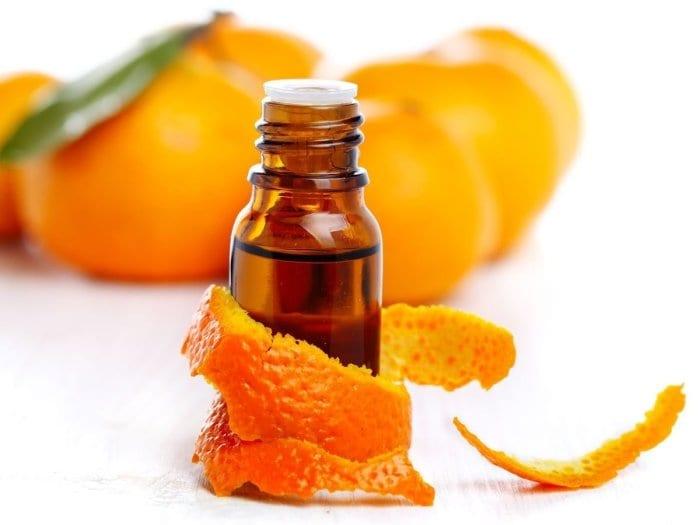 Orange essential oil is an excellent anti-depressant & antiseptic