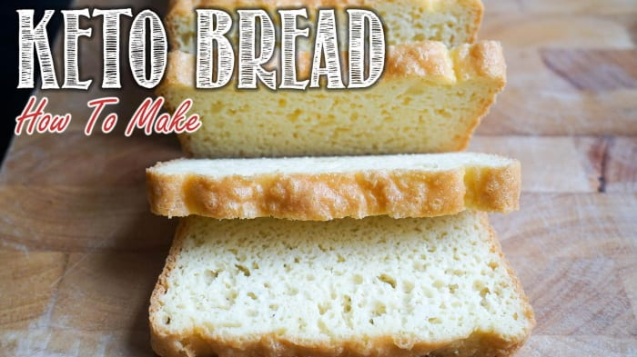 6 Low-Carb Keto Bread Recipes That You Need
