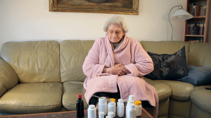 Natural cures for cold in elderly