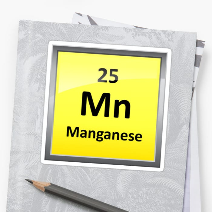 Health Benefits Of Manganese